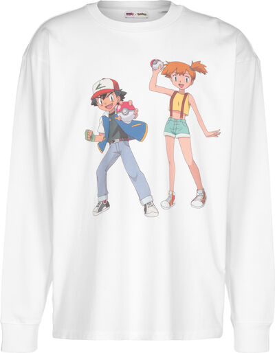 x Pokemon Ash an Misty