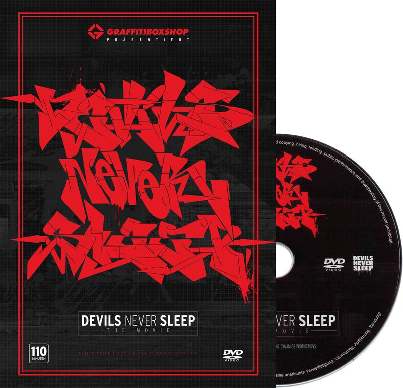 Devils never sleep
