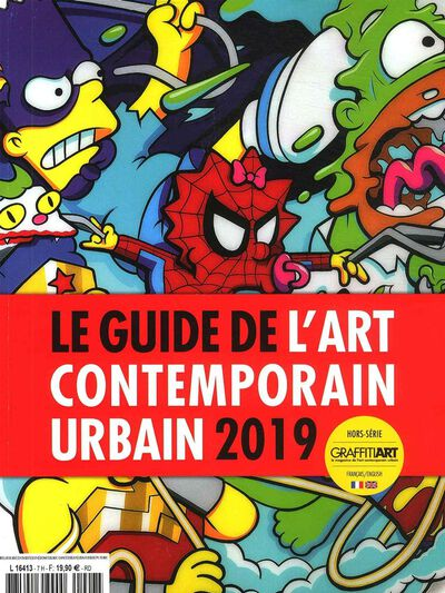 Annual Guide of Urban Contemporary Art 2019