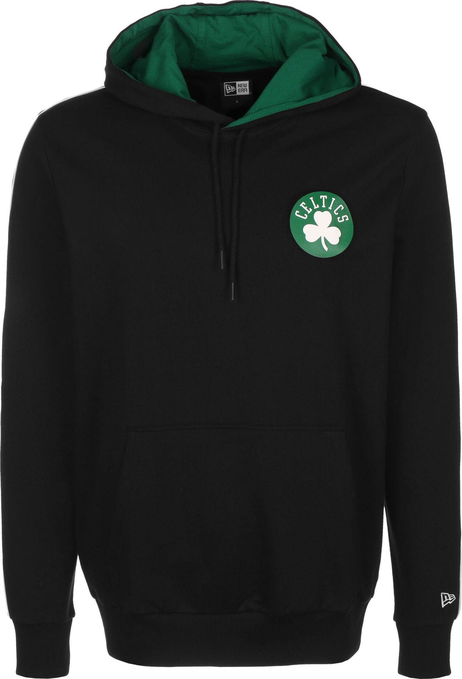 NBA Engineered Half Zip Boston Celtics