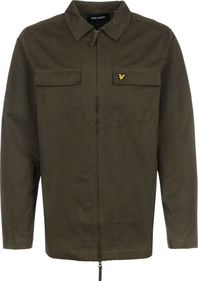 Cotton/ Nylon Overshirt