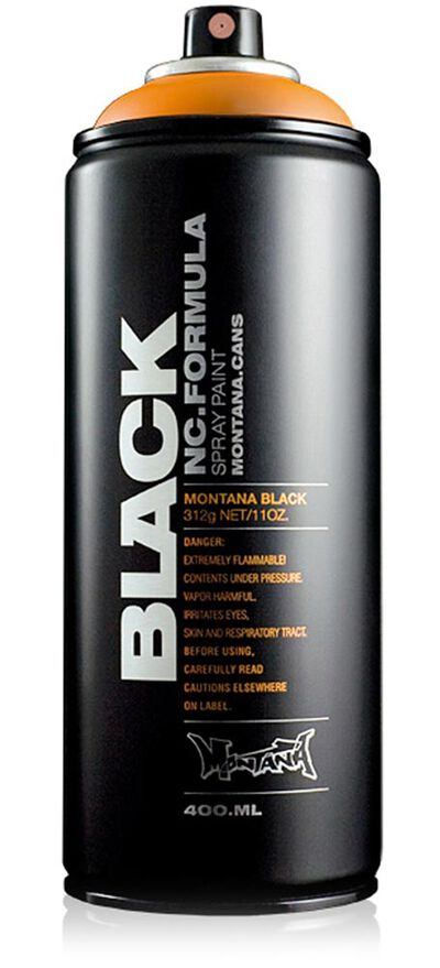 Black NC 400 ml