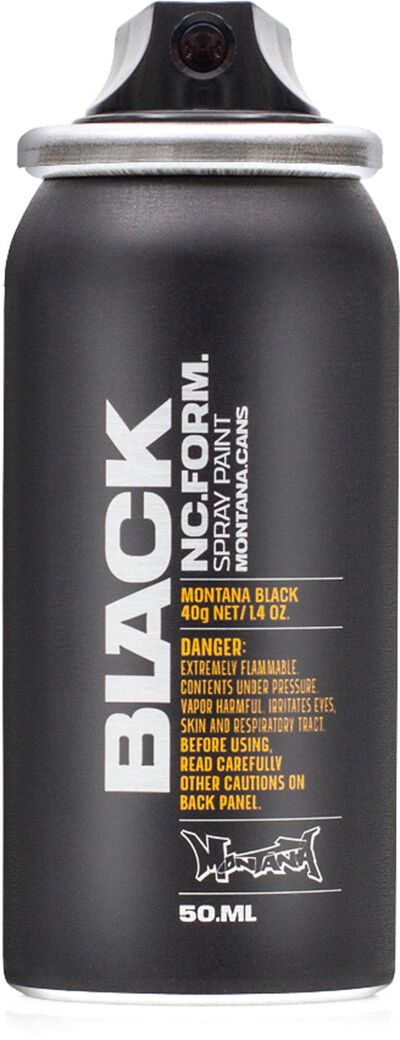 Black 50 ml