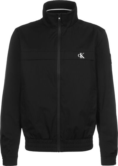 Zip Up Harrington