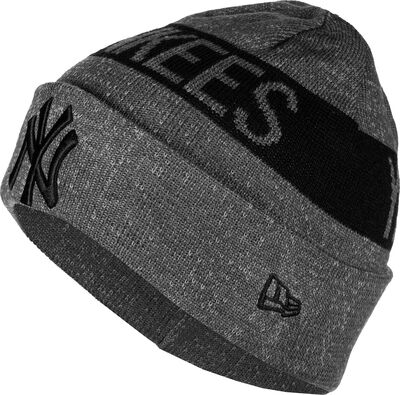 Marl Cuff Knit New York Yankees