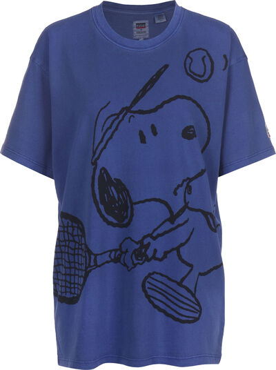 X Peanuts Graphic Relaxed