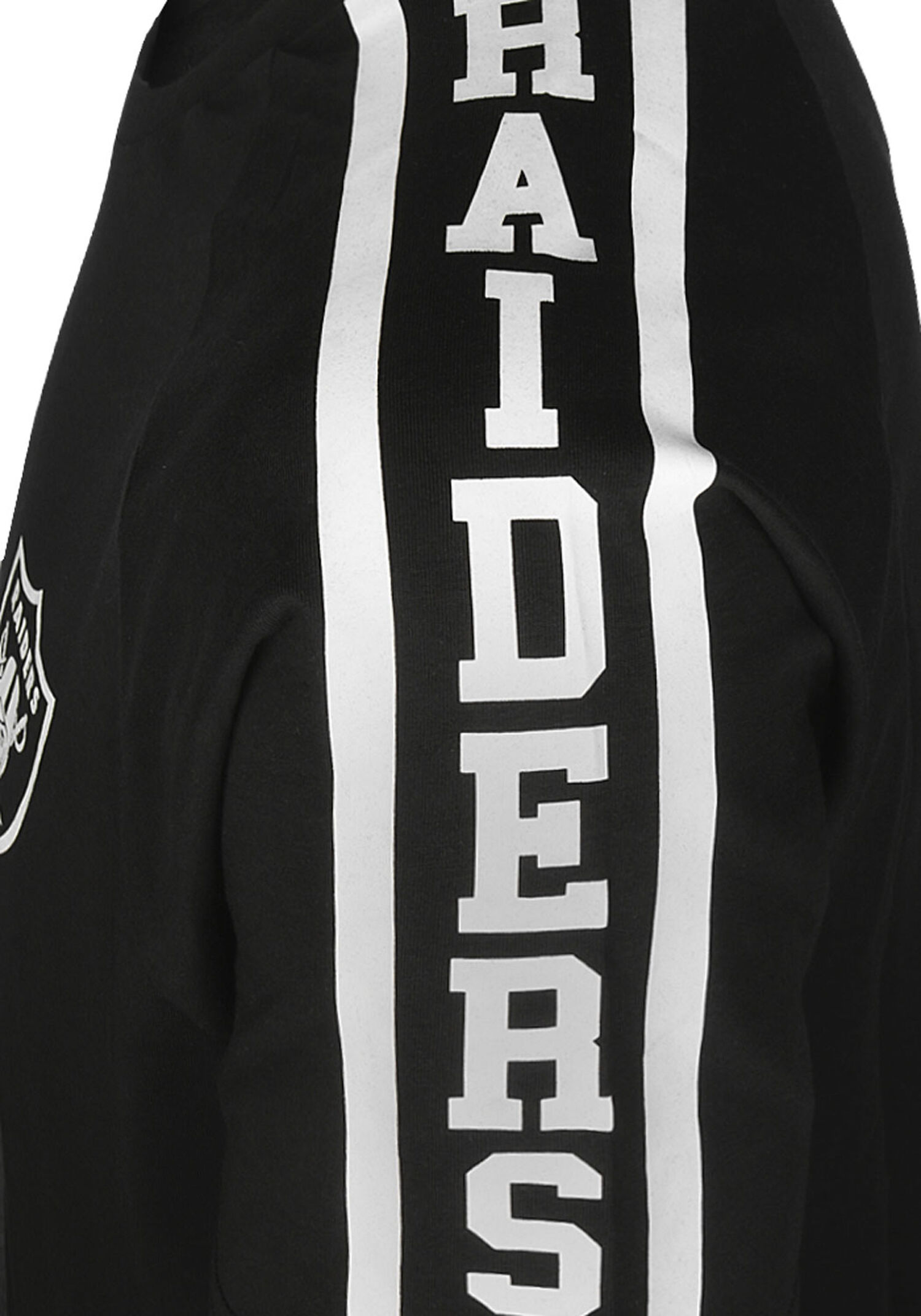 NFL Raglan Shoulder Print Oakland Raiders