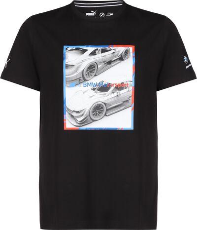 BMW M Motorsport Logo Graphic