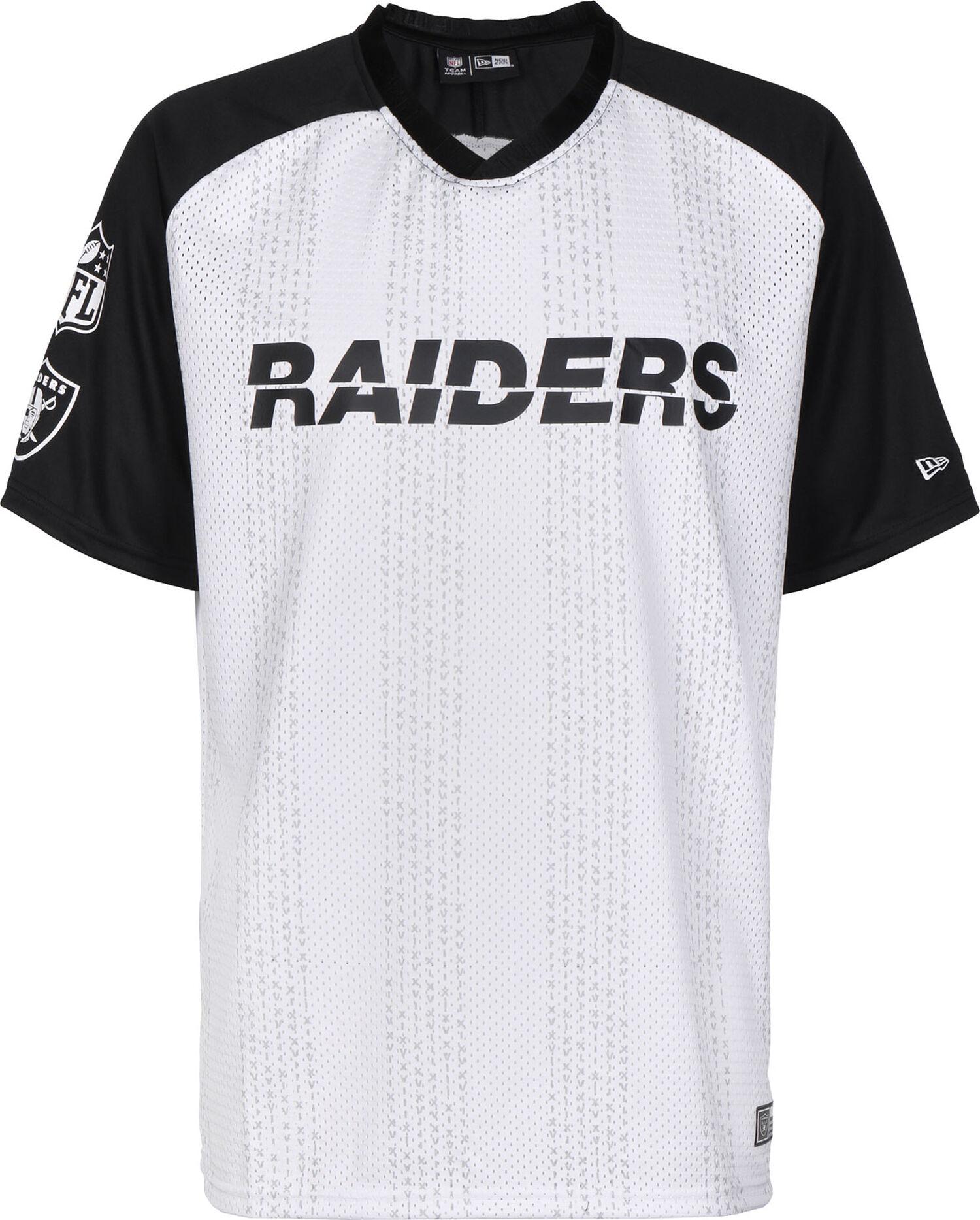 NFL Stripe Oversized Oakland Raiders