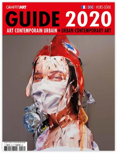 Annual Guide of Urban Contemporary Art 2020