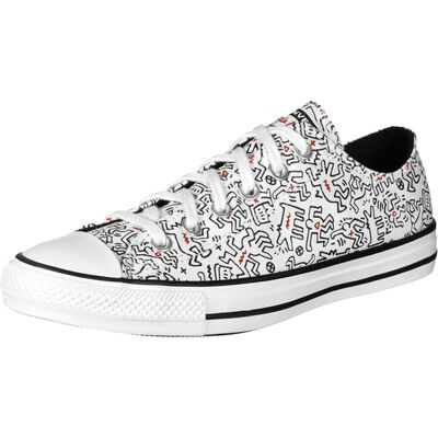 x Keith Haring Chuck Taylor All Star Ox
