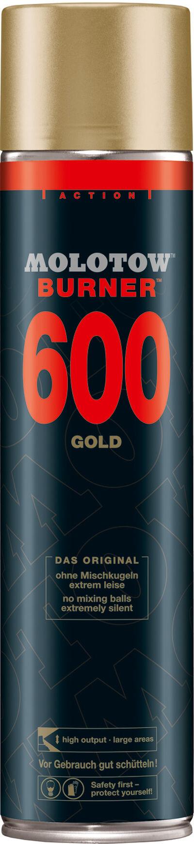 Burner Gold 600