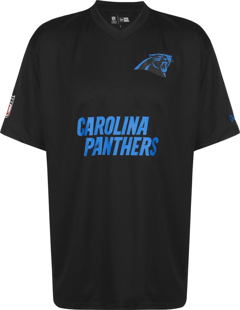 NFL Wordmark Oversized Carolina Panthers