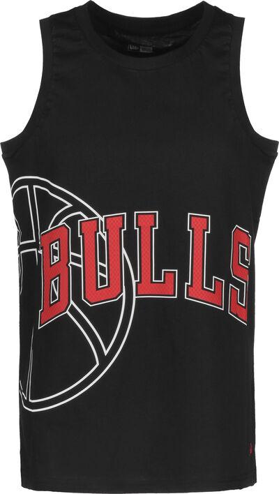 NBA Basketball Graphic Chicago Bulls