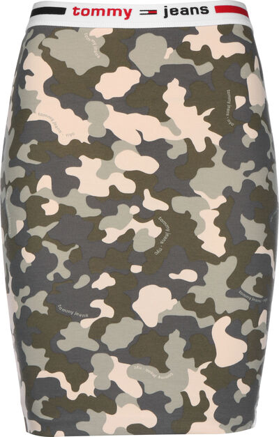 Camo Bodycon W