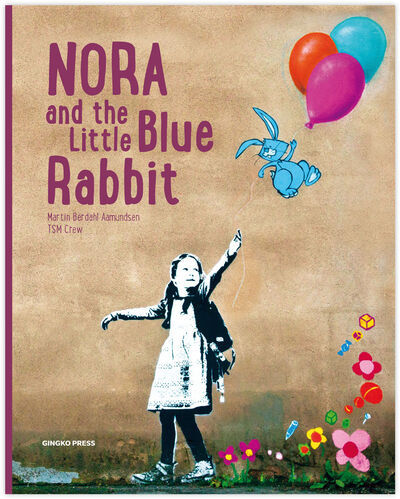 Nora and the Little Blue Rabbit