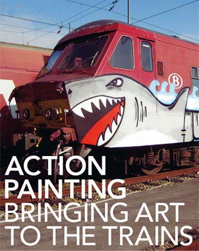 Action Painting bringing art