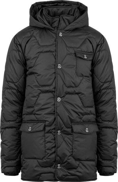 Hooded Quilted