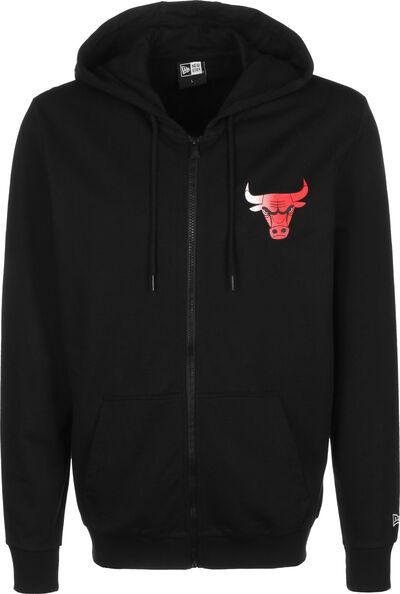 NBA Gradient Wordmark Chicago Bulls