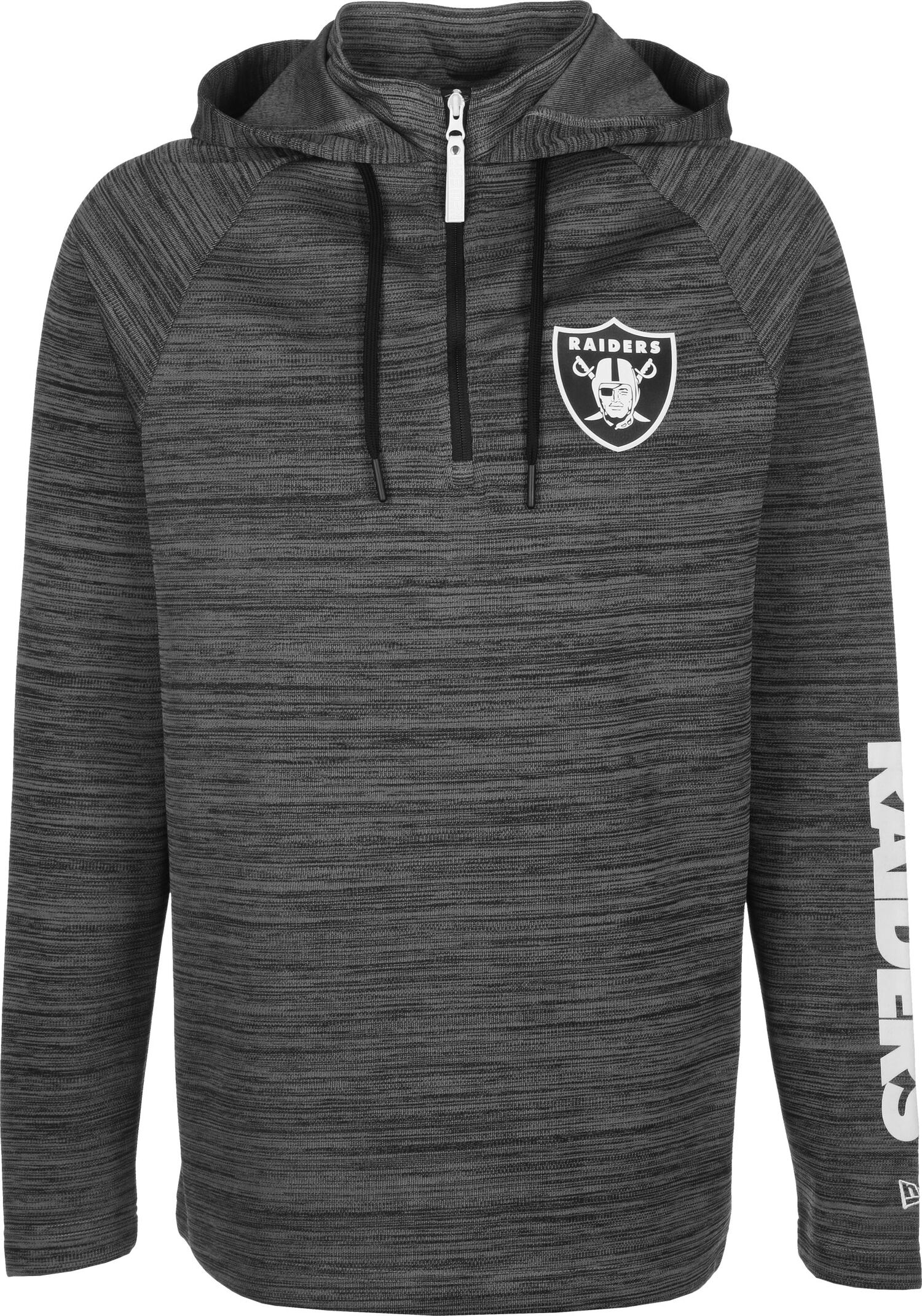NFL Engineered Half Zip Oakland Raiders