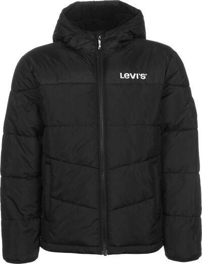LVB Sherpa Hood Lining Puffer
