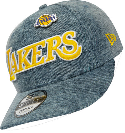 NBA Denim 9Fifty Los Angeles Lakers