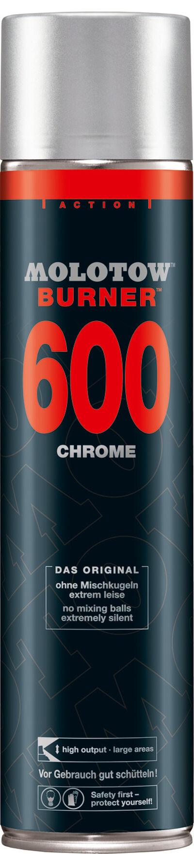 Burner Chrom 600