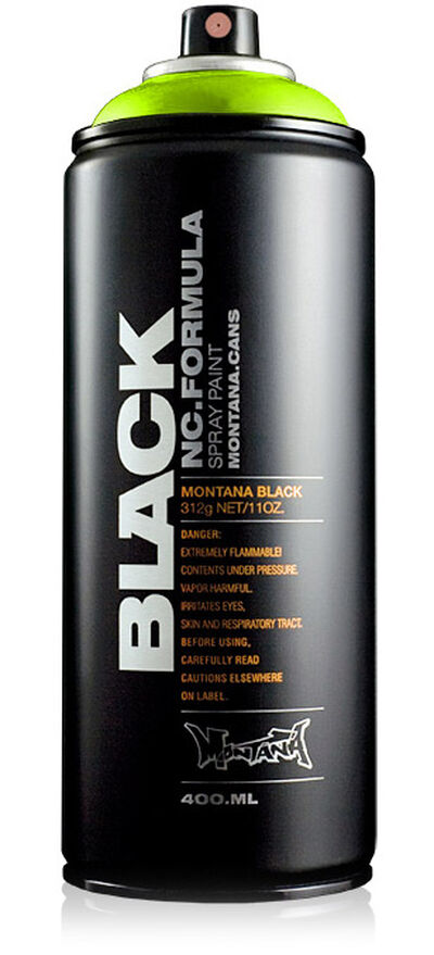 Black Infra 400 ml