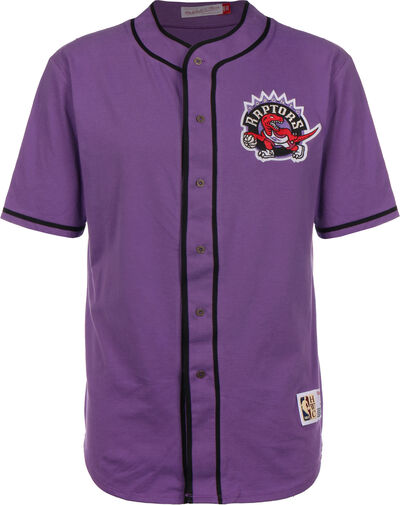 Cotton Button Front Toronto Raptors