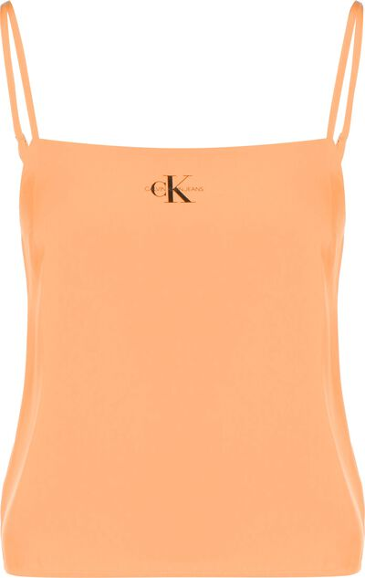 Jeans Logo-Camisole