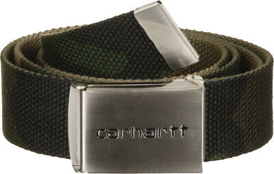 Clip Belt Chrome