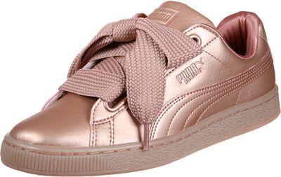 Basket Heart Copper W