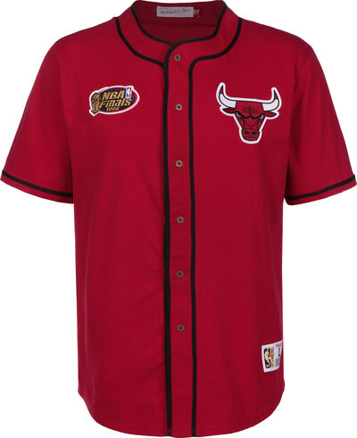 Cotton Button Front Chicago Bulls