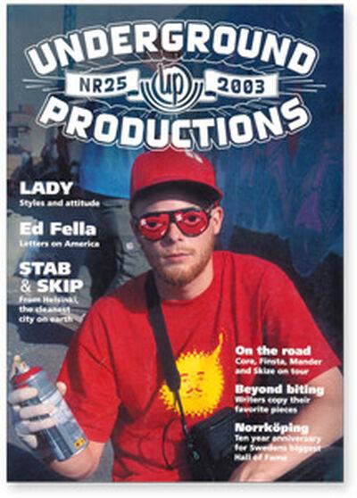 Underground Productions #25