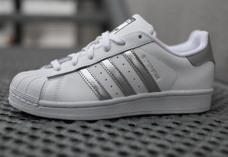 adidas Superstar W - Sneakers Low bij Stylefile