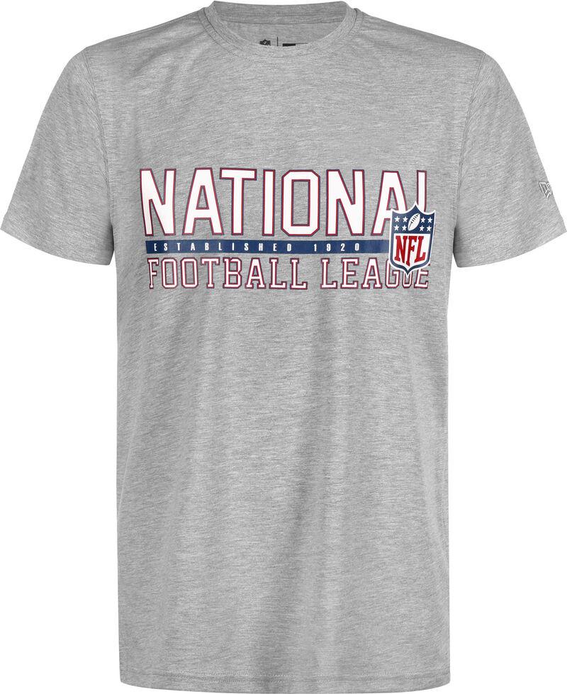 NFL Stacked Wordmark Generic Logo