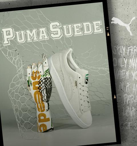 Puma Suede XXI