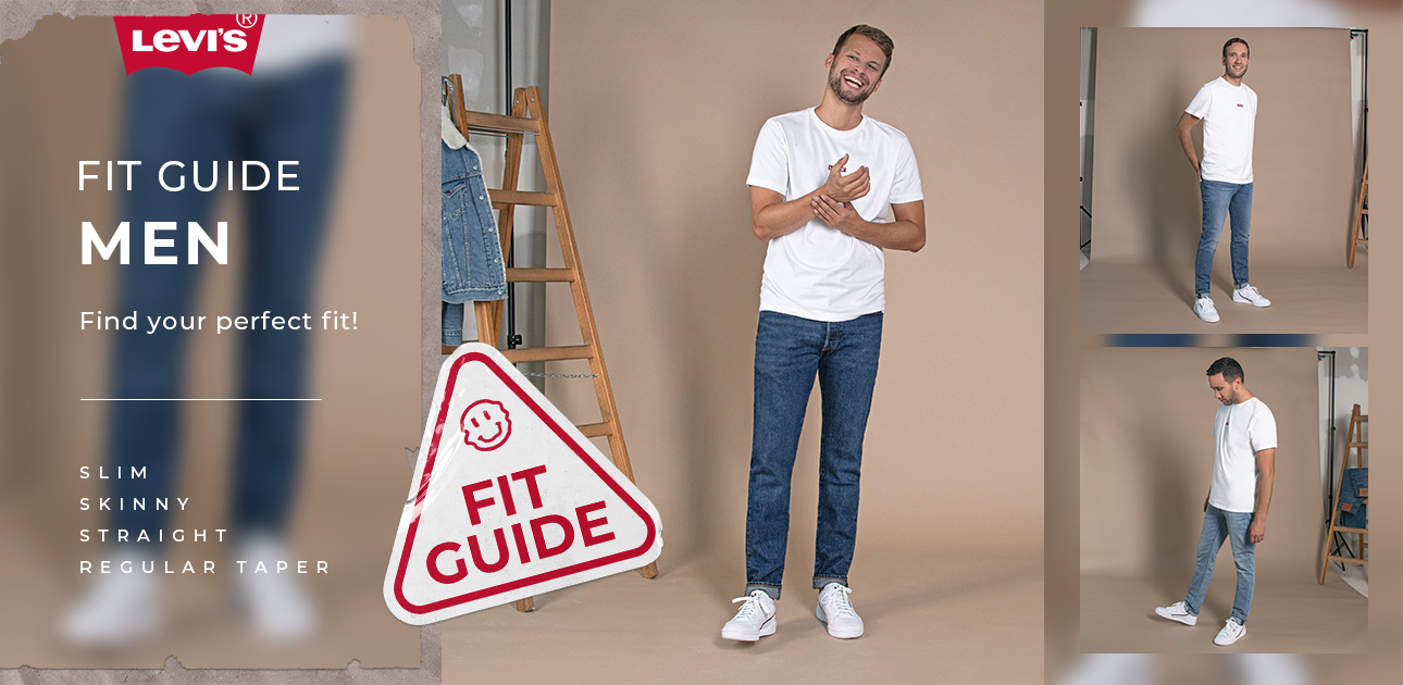 Levi's® Fit Guide