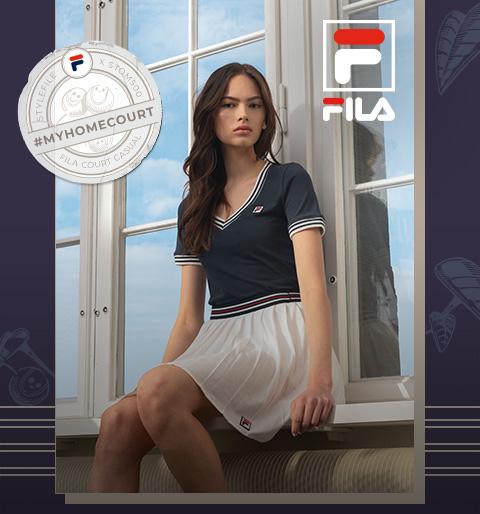 FILA-CourtCasual