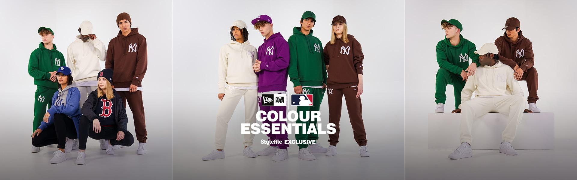 new era exclusive streetwear banner