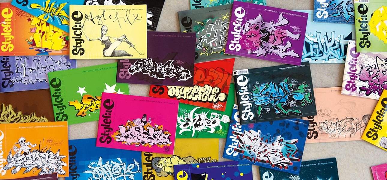 stylefile graffiti magazine